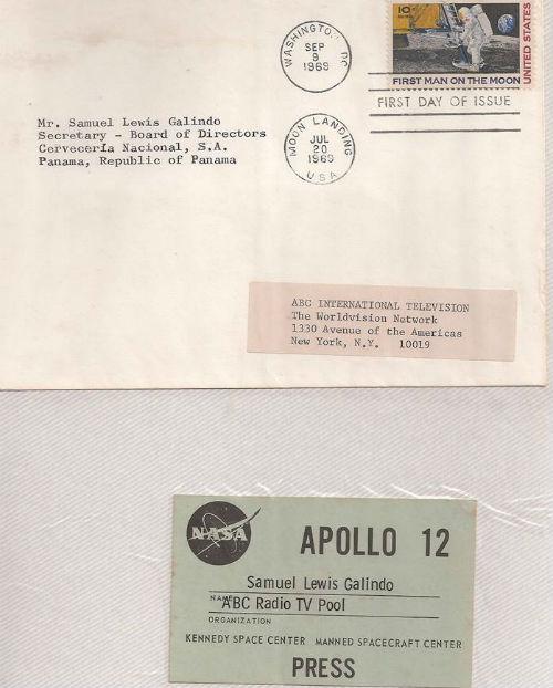 Apollo 12 (1969) 001